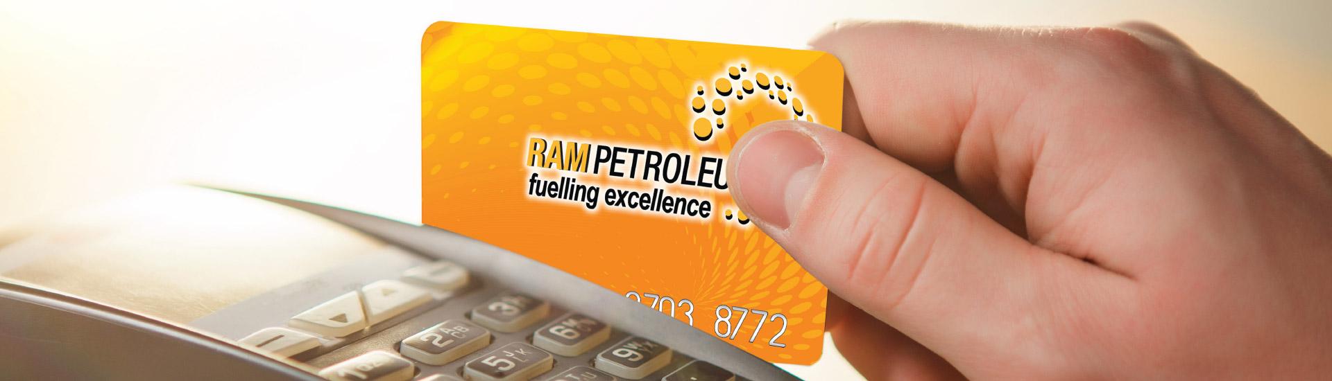 Ram Fuel Card
